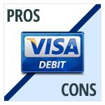 Debit Cards Pros vs Cons