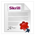 Signing Up With Skrill