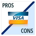 Visa Pros and Cons